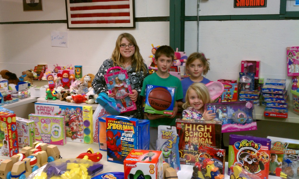 Adopt-A-Family Christmas | AFL-CIO Community Services St. Joseph, MO