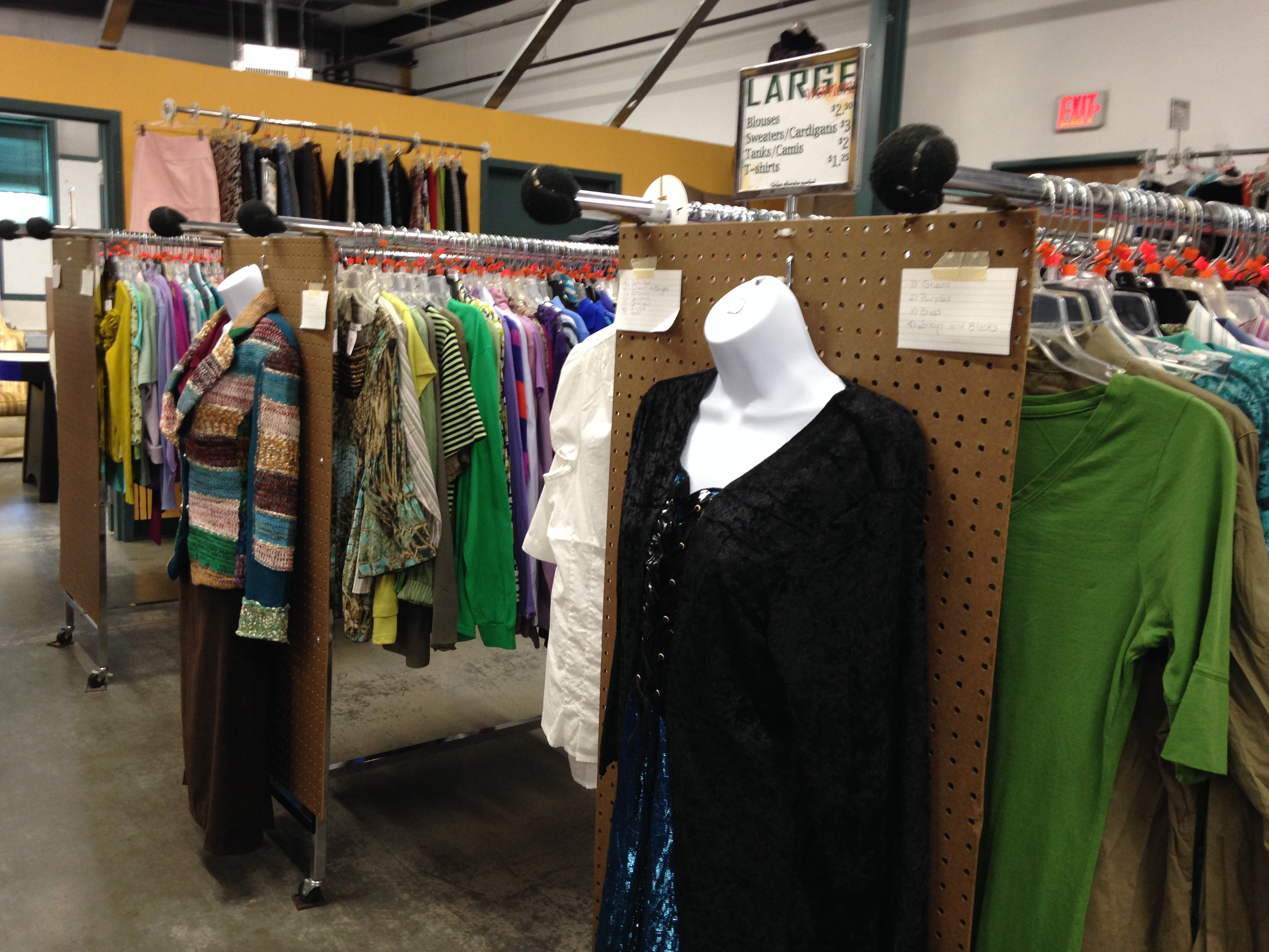 The Fab U Less Finds Is A Place Where Members Of The Community Can Shop For  Affordable Clothing, Furniture, Electronics And Household Goods.